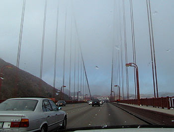 Wo Steht Die Golden Gate Bridge
