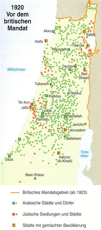 Wahnsinn Im Nahen Osten