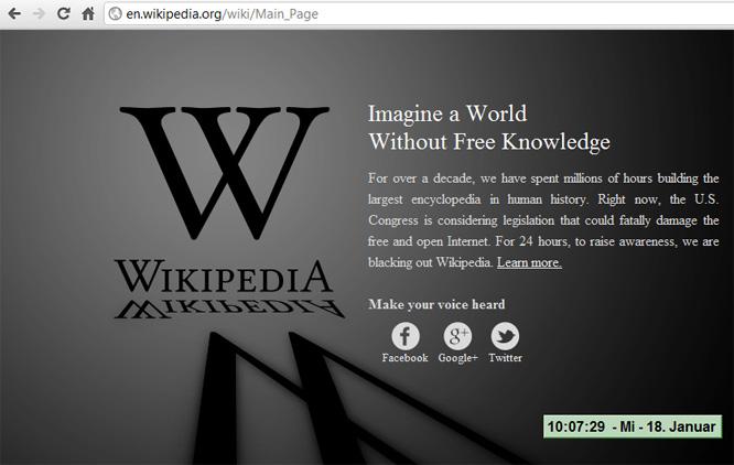 wiki zensur internet