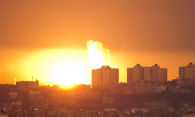 Wieder Krieg durch Israel