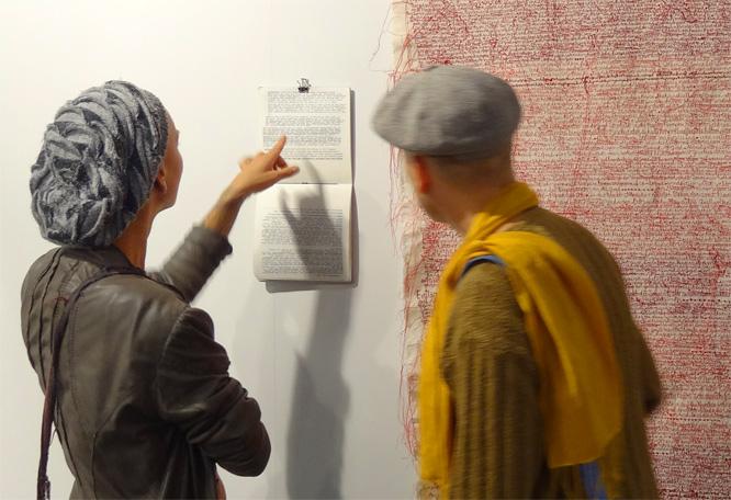 Claudia Kallscheuer - Berlin Art Week