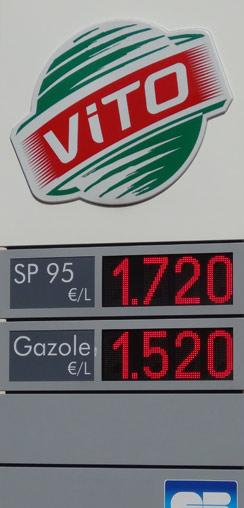 Benzinpreis am 26. April 2913