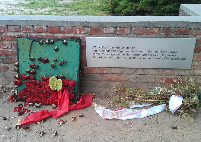 17. Juni - Stalinallee