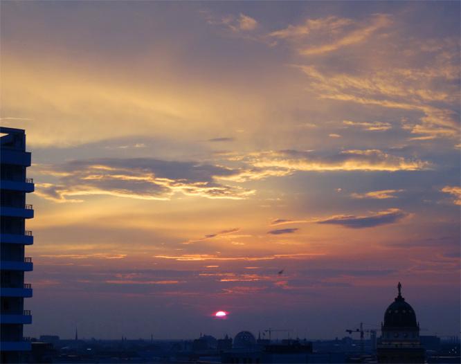 Sunset 27.07.2014