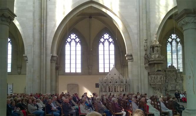 Orgelkonzert im Orgelkonzert im Magdeburger Dom