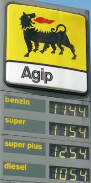 Benzinpreise österreich aktuell